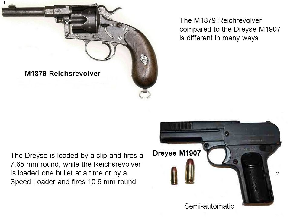 WWI Pistols and Rifles by: Tucker Snider  - ppt video online download