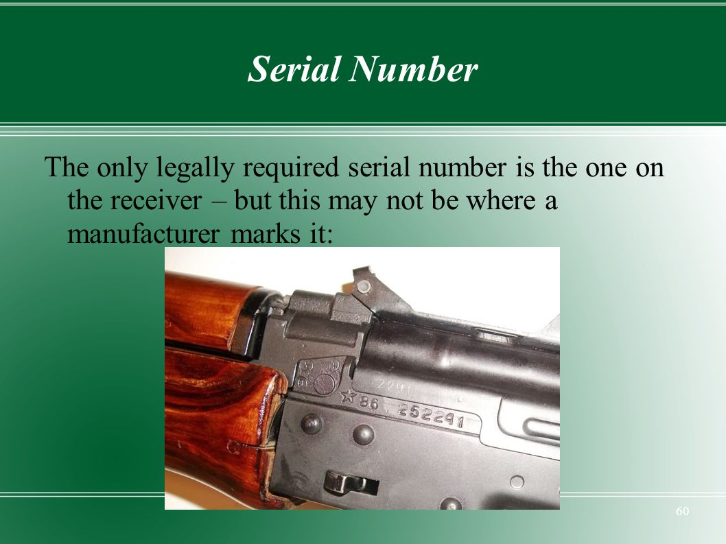 Proof Marks and Identification - ppt video online download