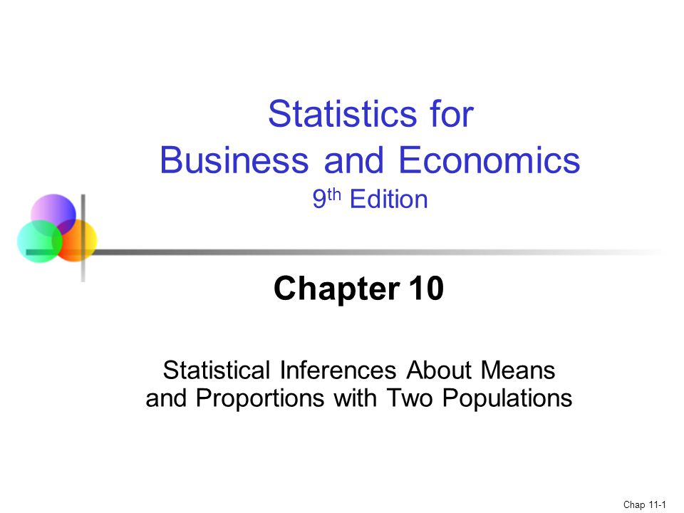 Business and Economics 9th Edition