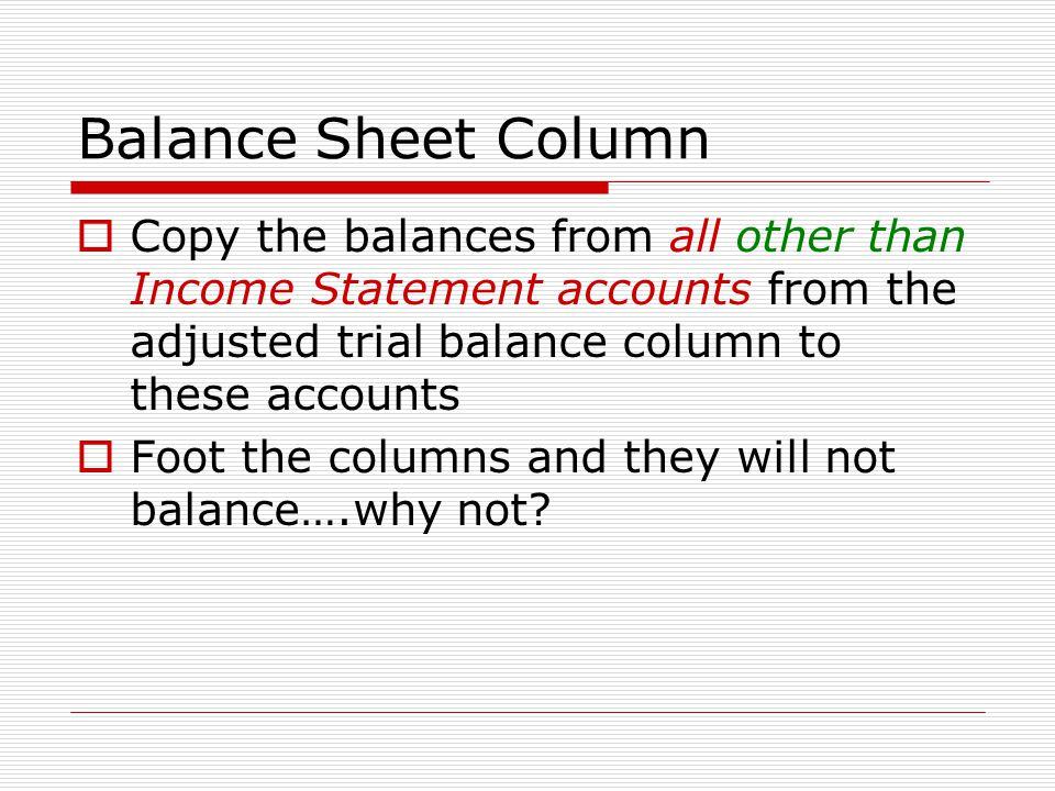 Adjusting Entries And The Worksheet Ppt Video Online Download. 22 Balance Sheet. Worksheet. Adjusted Trial Balance Worksheet At Mspartners.co