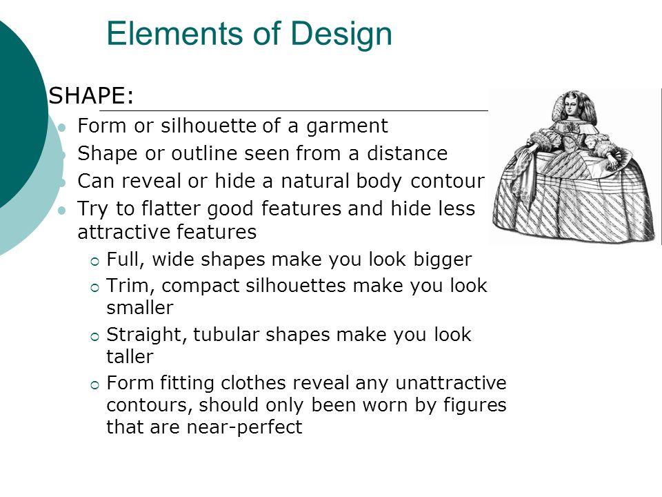 Fashion B Standard 10 Elements Of Design Ppt Download