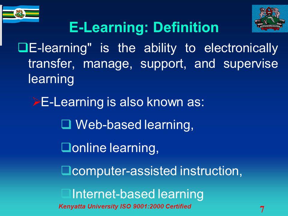 Enhancing Teacher Training Programs Using E Learning Ppt Video