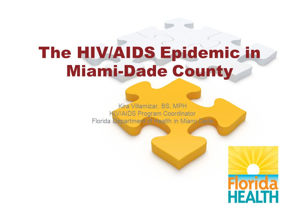 The HIV/AIDS Epidemic in Miami-Dade County