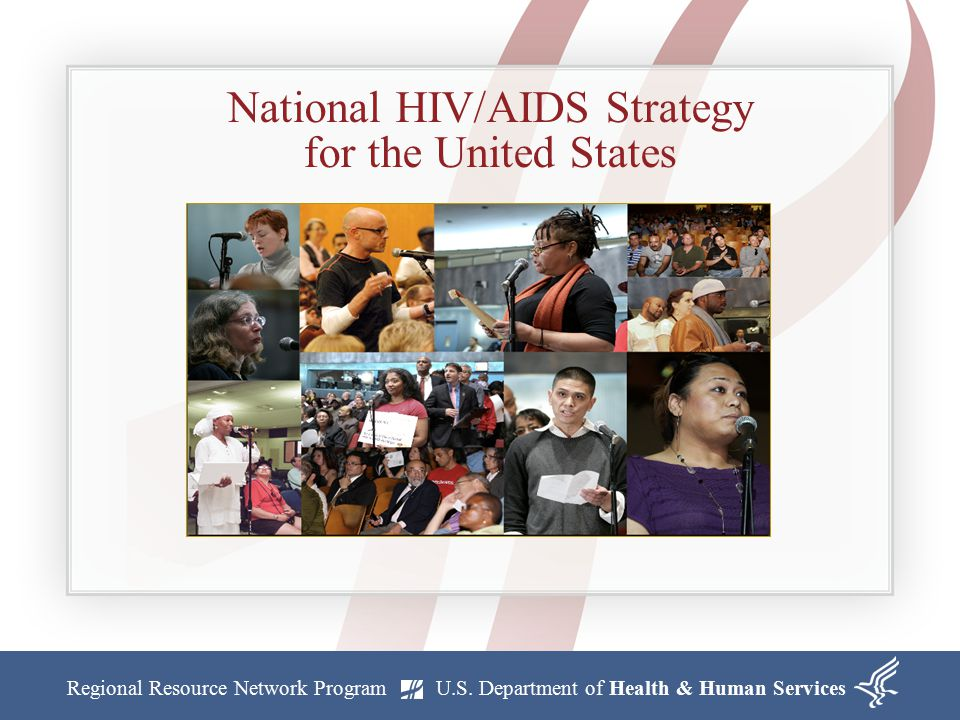 National HIV/AIDS Strategy for the United States