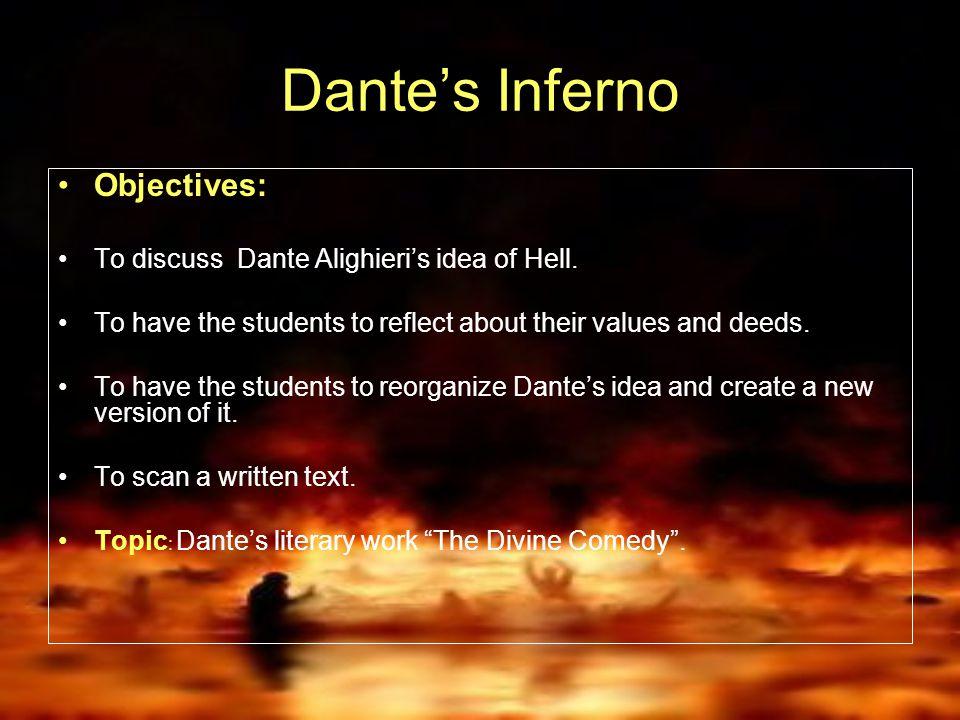 dantes inferno themes