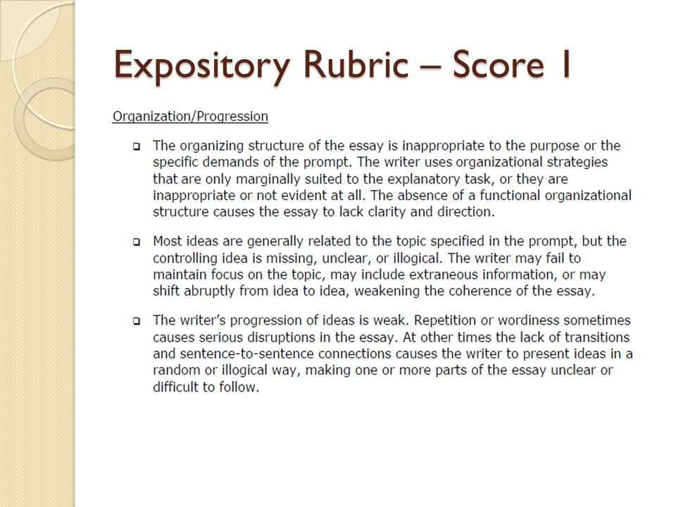 marking rubric essays Creating a rubric takes time and requires thought and experimentation here you can see the steps used to create two kinds of rubric: one for problems in a physics exam for a small, upper-division physics course, and another for an essay assignment in a large, lower-division sociology course.
