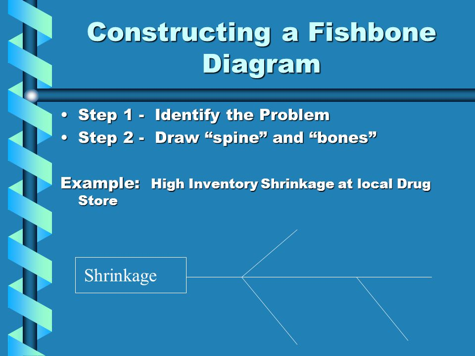 The basic seven b7 tools of quality ppt video online download constructing a fishbone diagram ccuart Images