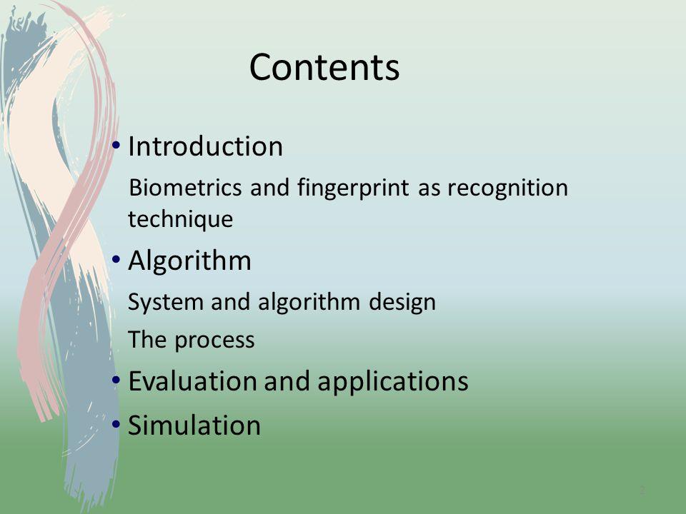 Fingerprint recognition using MATLAB (using minutiae