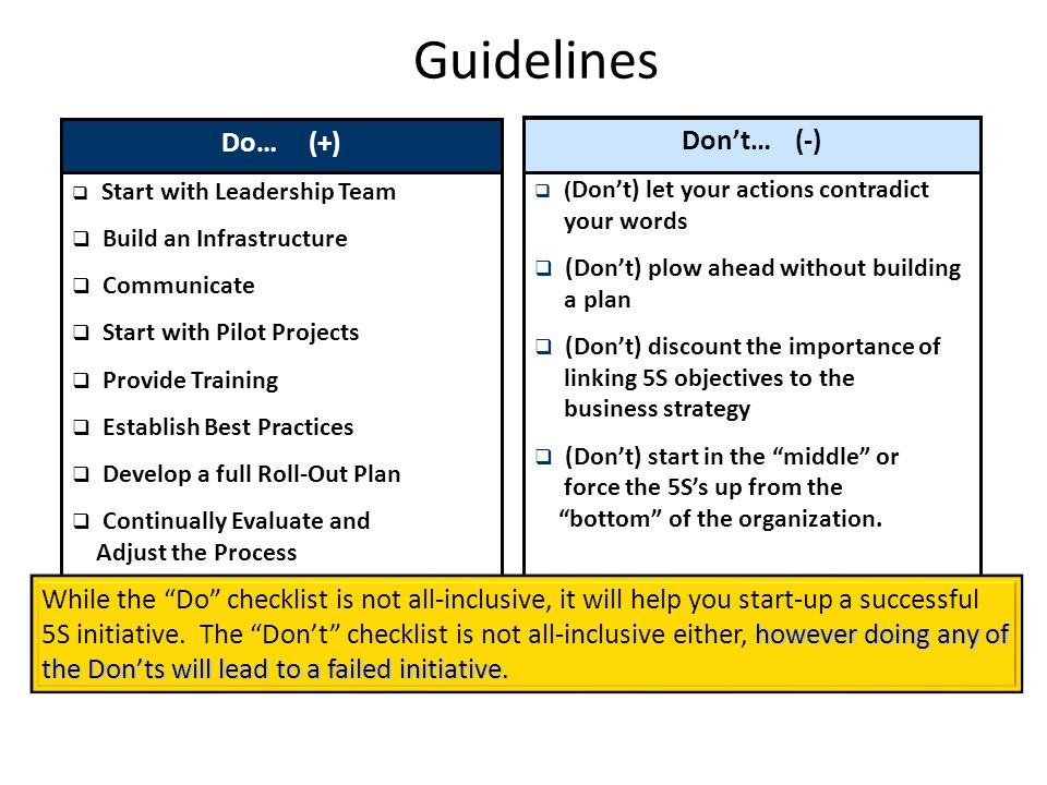 5s Planning And Implementation Guide Ppt Video Online
