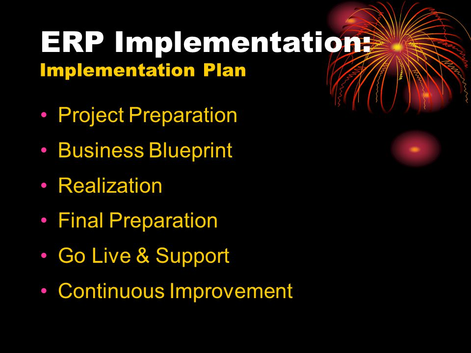 Mike jerrys ice cream corp erp implementation ppt download 11 erp implementation project preparation business blueprint realization malvernweather Gallery