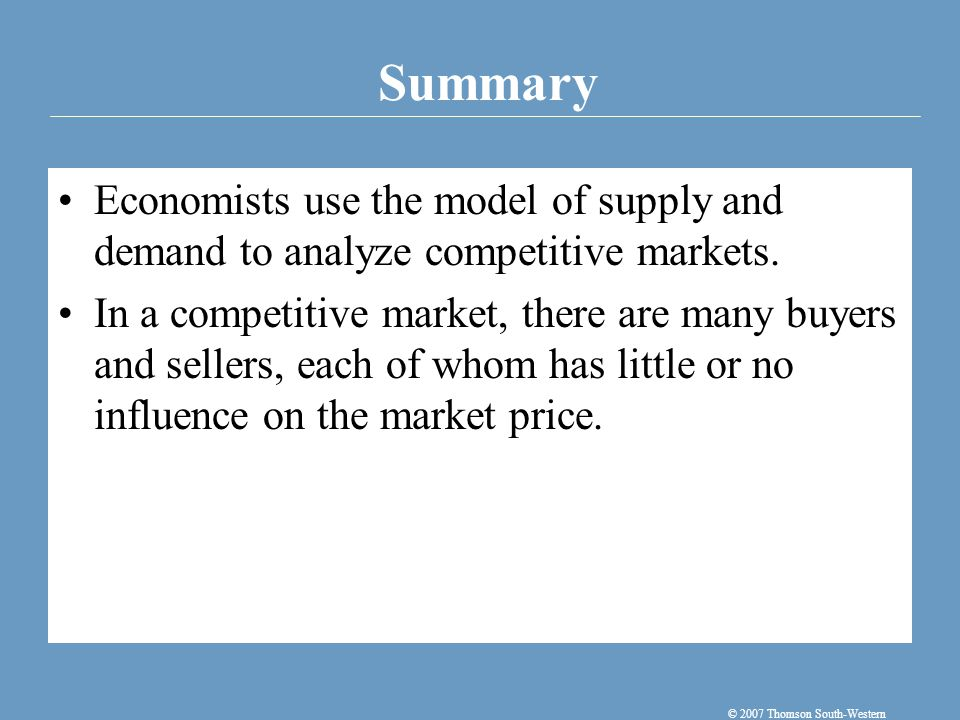 The demand curve shows how the quantity of a good depends upon the price.