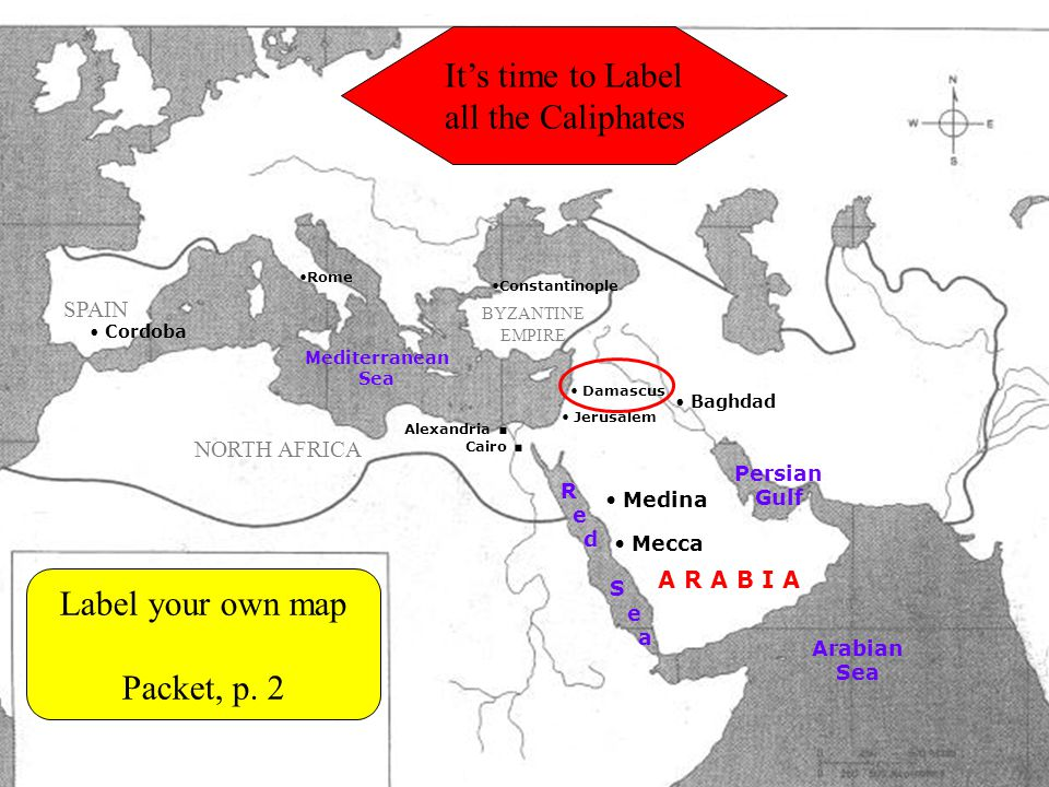 Map Of Spain To Label.Warm Up Label Your Packet Map On P 2 Using P 1 As A Guide Ppt