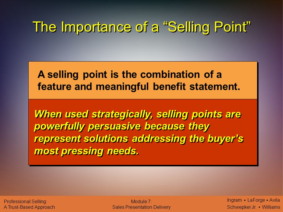 sales presentation delivery ppt download