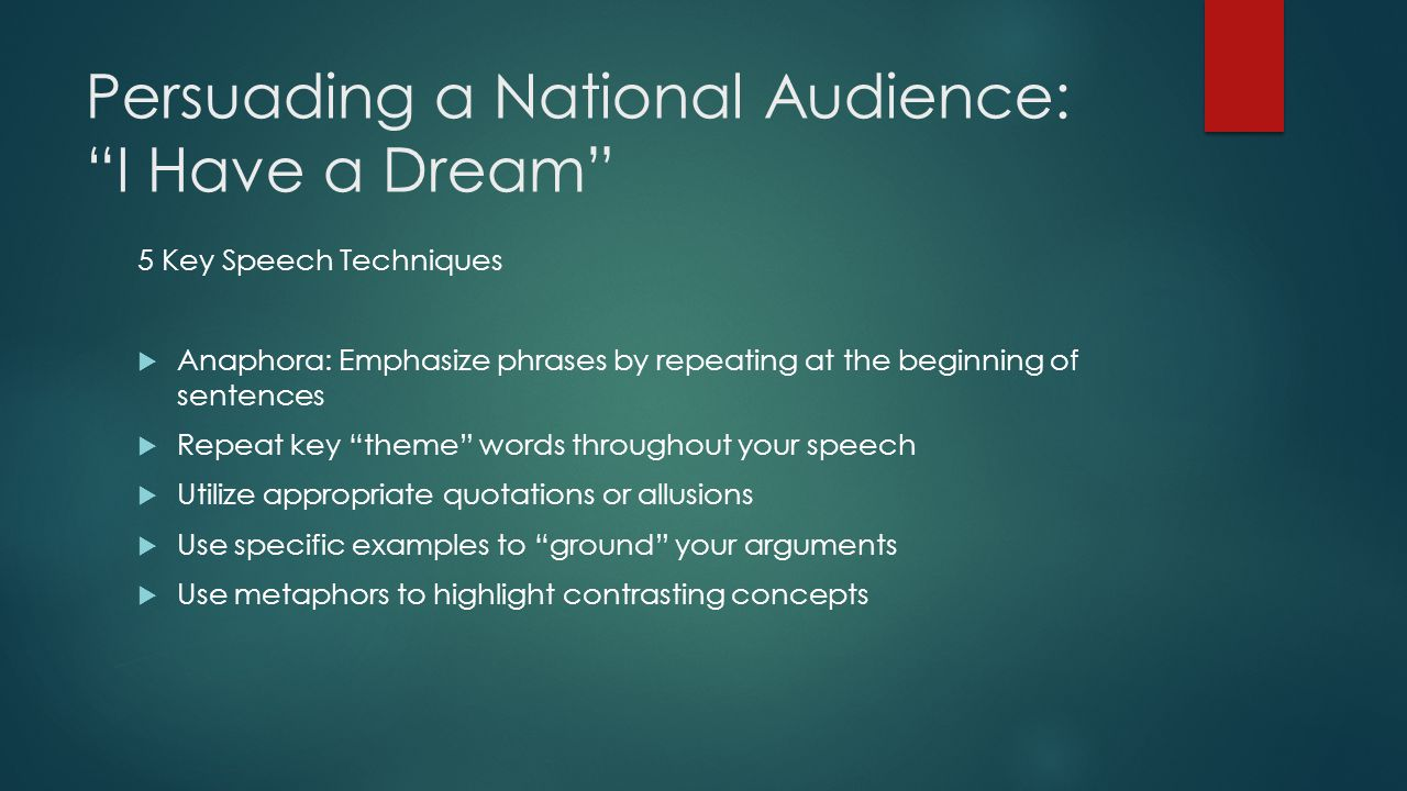 Lessons in making speeches ppt video online download.