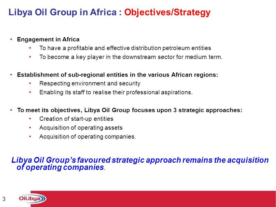 LIBYA OIL In AFRICA  - ppt video online download