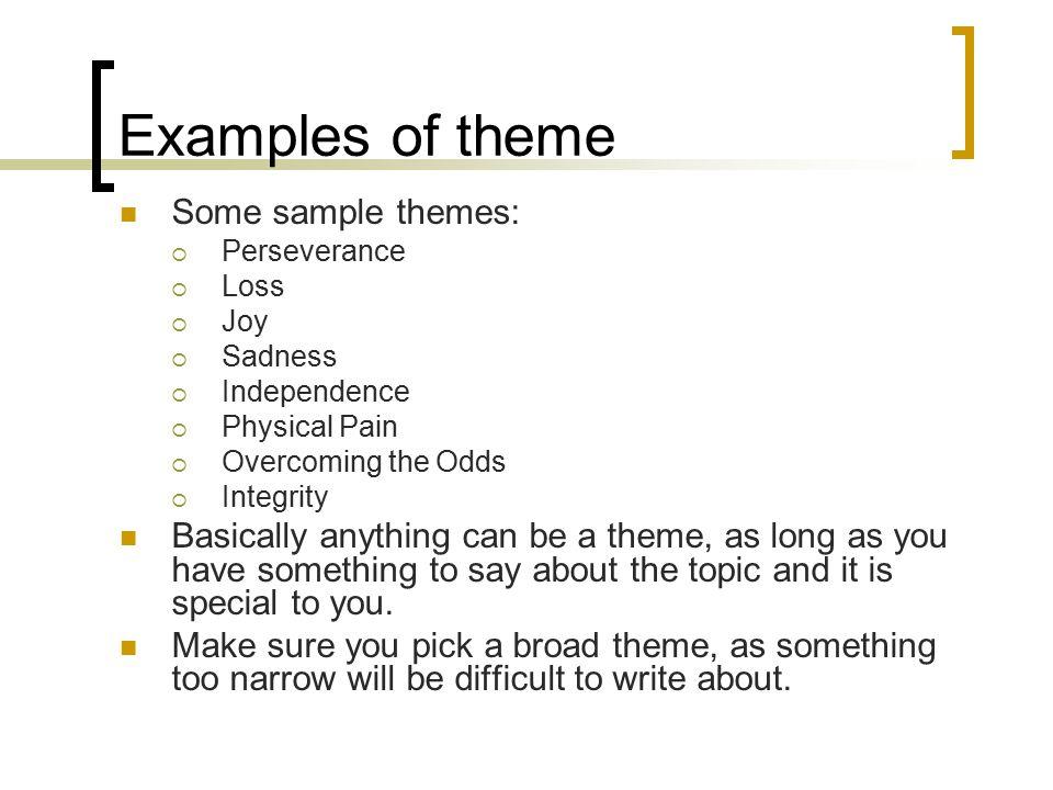 Theme poems readwritethink.