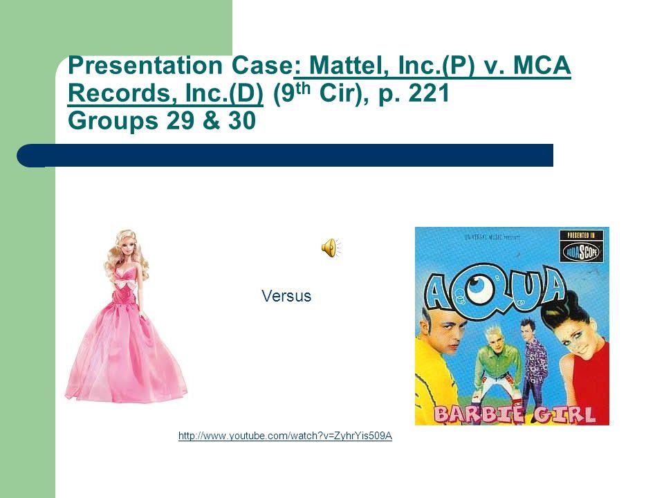 Case Presentation: Trade Secre...