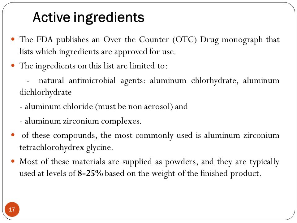 Cosmetics Lecture ppt download