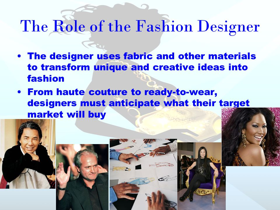 Chapter 7 Designing Fashion Ppt Video Online Download
