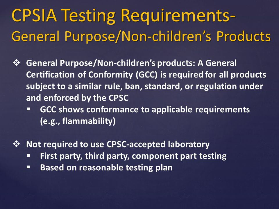 Us Consumer Product Safety Commission Ppt Video Online Download