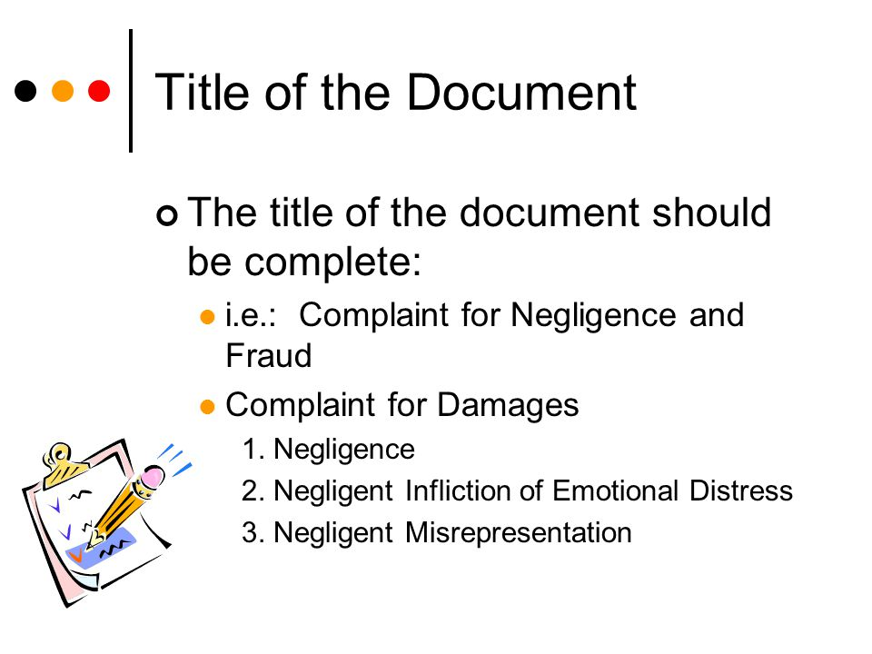 pleadings complaint This is the fifth in a series of videos recorded july 2015 as part of a review of civil procedure topics in preparation for the july 2015 mbe (multistate bar examination.