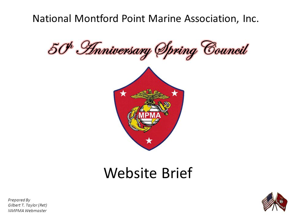 50th Anniversary Spring Council