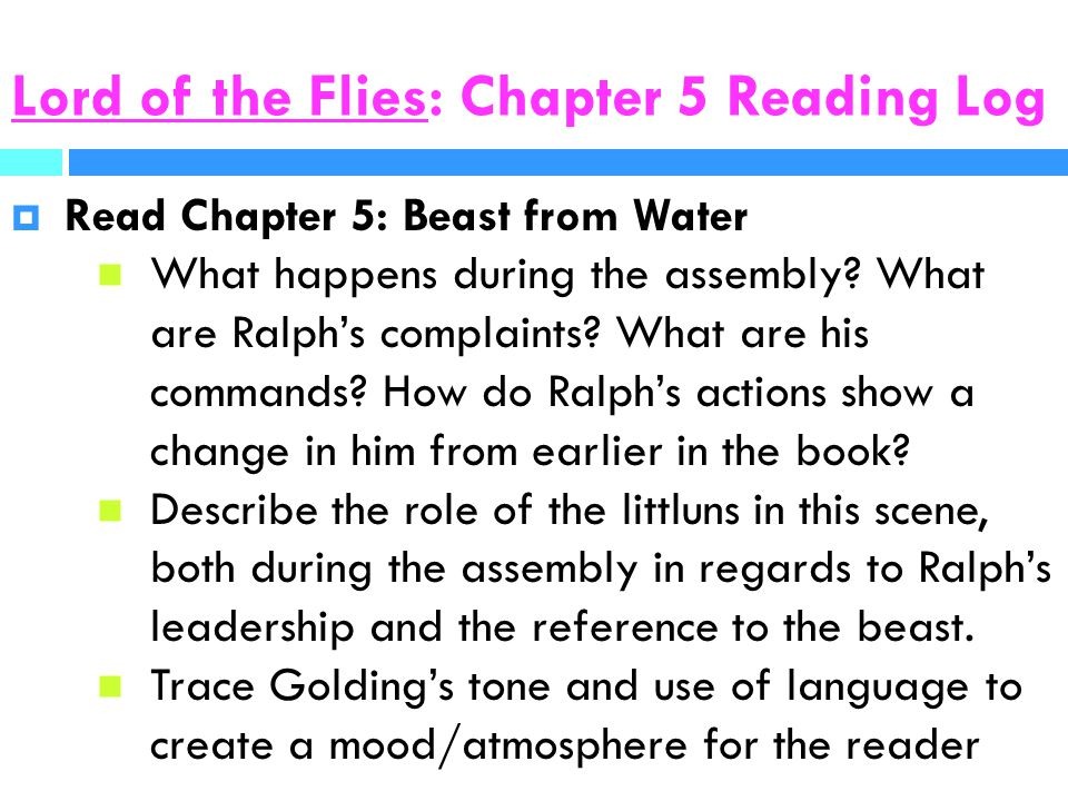 Lord Of The Flies Reading Guide Ppt Video Online Download