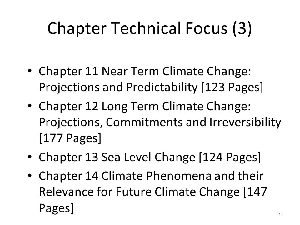 Chapter Technical Focus (3)