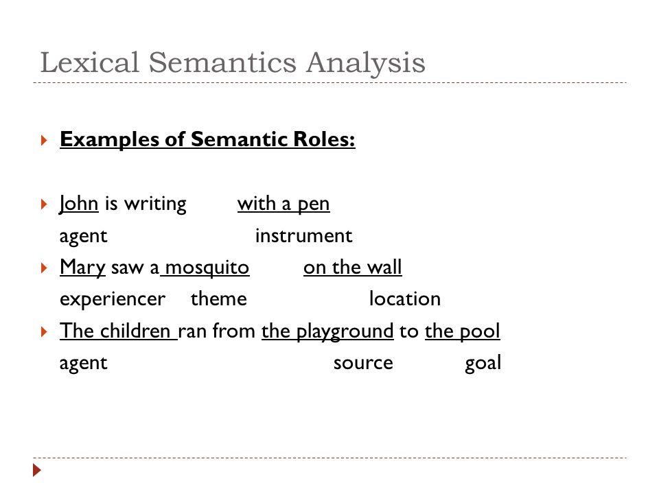Semantics 2 Dr Ansa Hameed Ppt Video Online Download