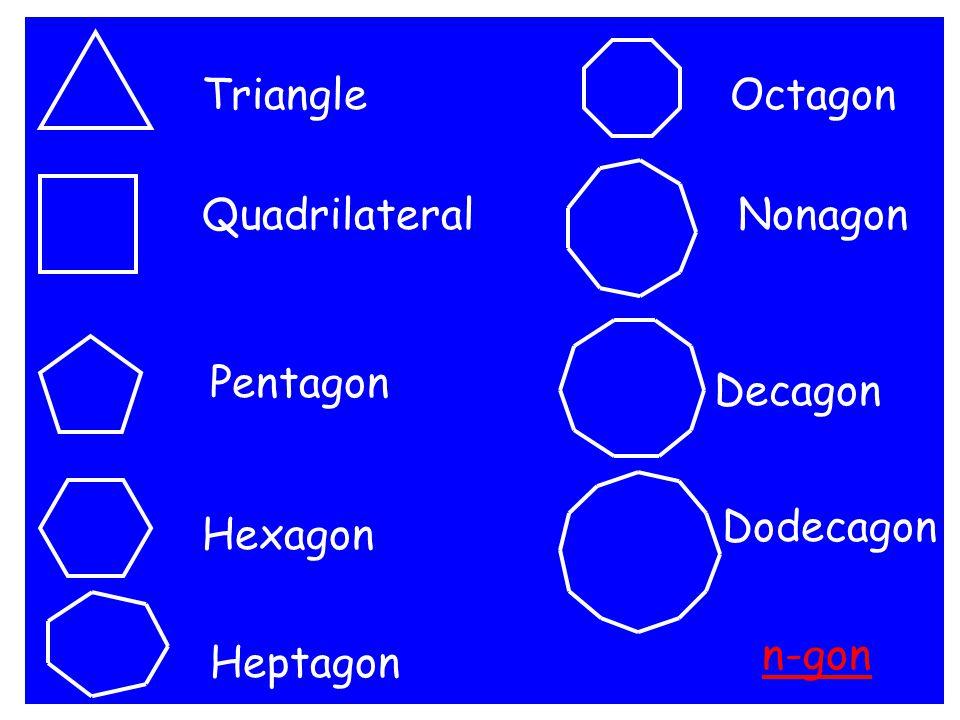 Triangle+Octagon+Quadrilateral+Nonagon+Pentagon+Decagon+Dodecagon