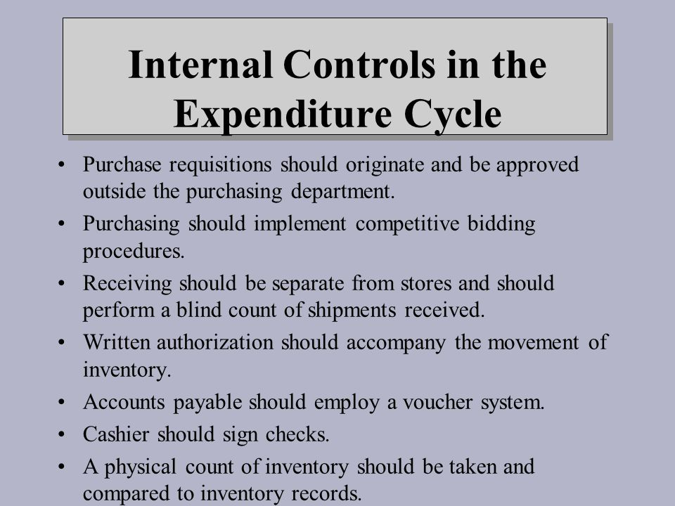 The Revenue And Expenditure Cycles Chapter 7 Ppt Video