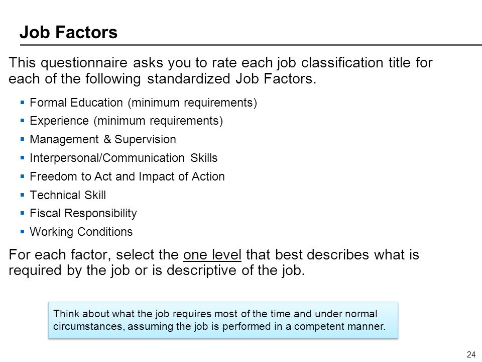 occupation categories for surveys classification and compensation study ppt video online 4801