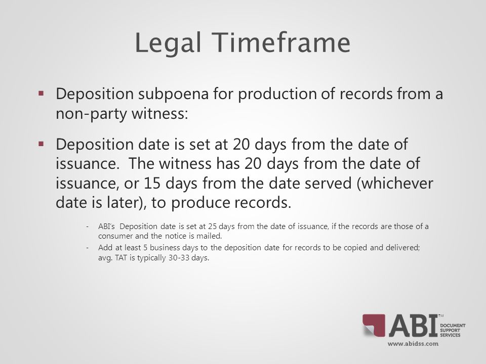Deposition (law) - Wikipedia