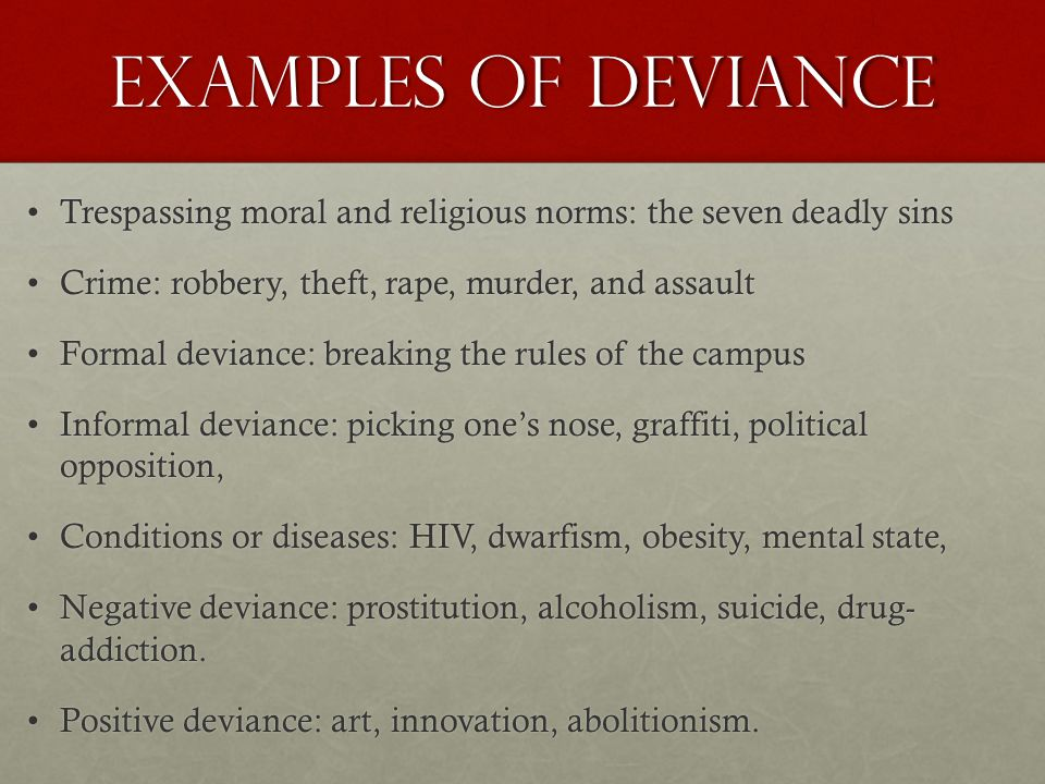 Social control and deviance ppt video online download.