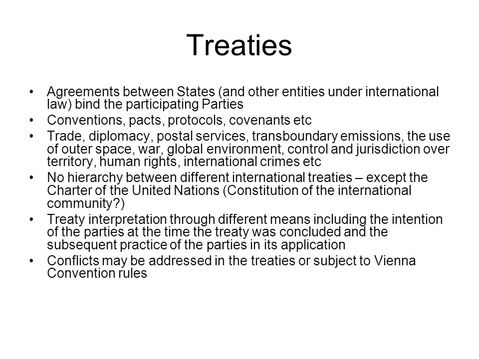 Introduction To Public International Law Ppt Video Online Download