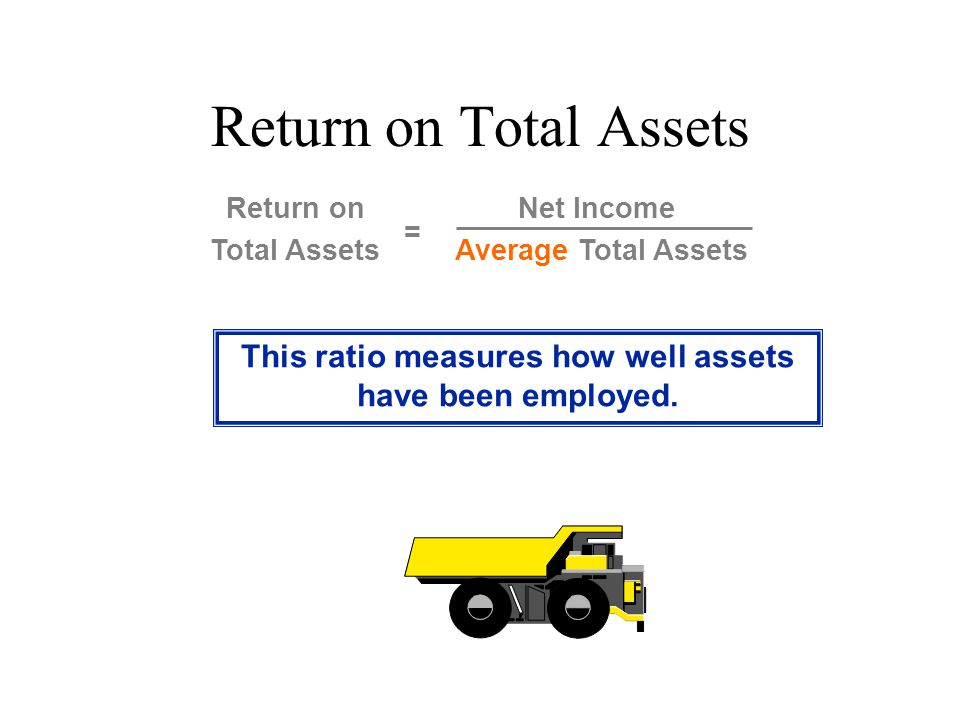 This ratio measures how well assets have been employed.