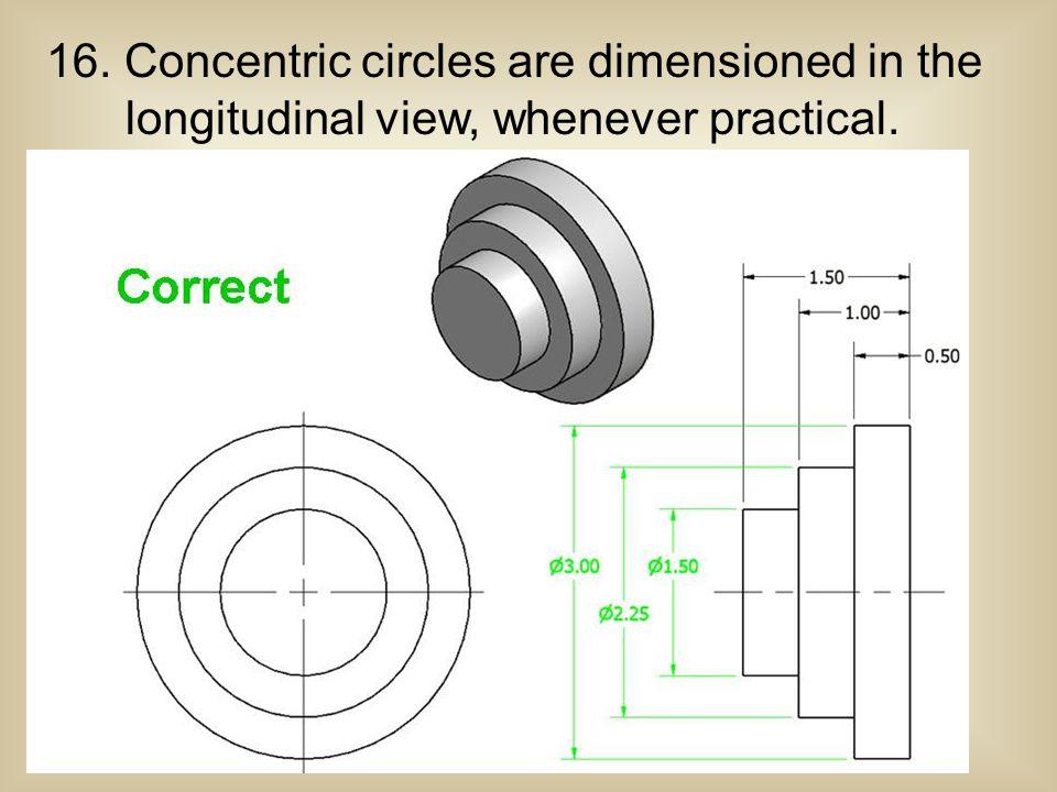Dimensioning Standards Ppt Download
