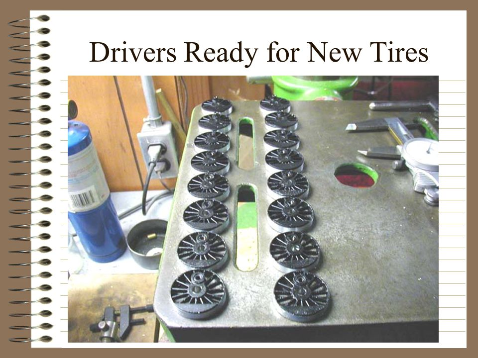 Drivers Ready for New Tires