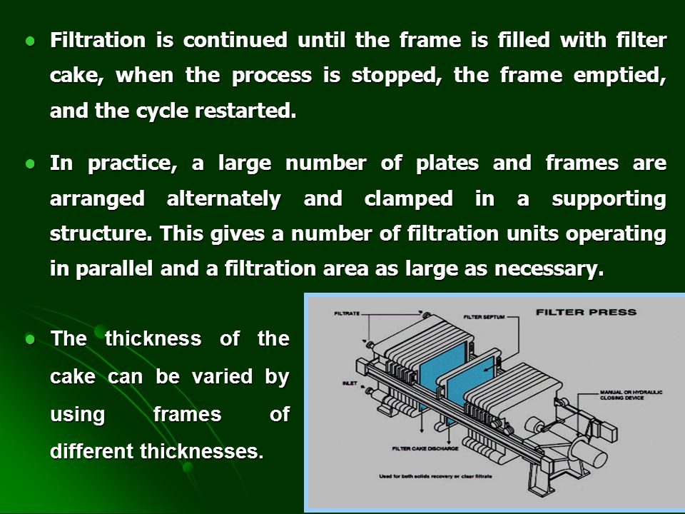 Filtration  - ppt video online download