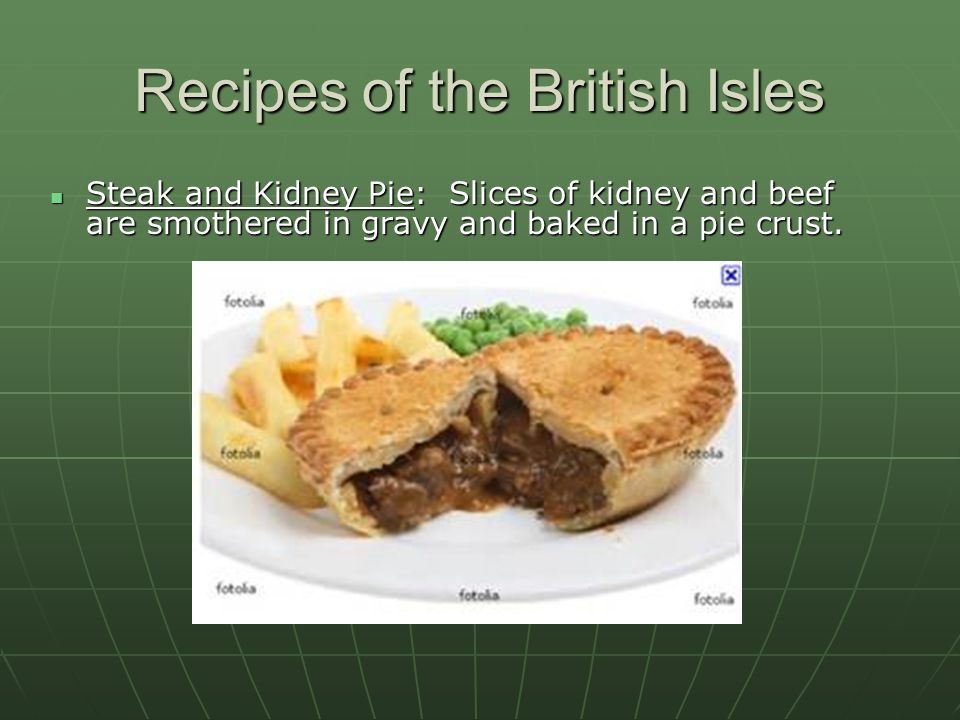 France british isles germany poland and scandinavia ppt video recipes of the british isles forumfinder Gallery