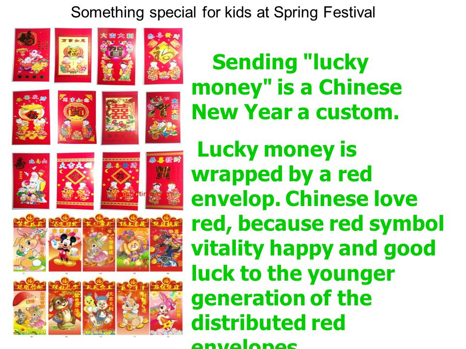 The Differences Between Christmas And Spring Festival Ppt Video