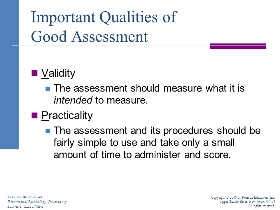 what is practicality in assessment