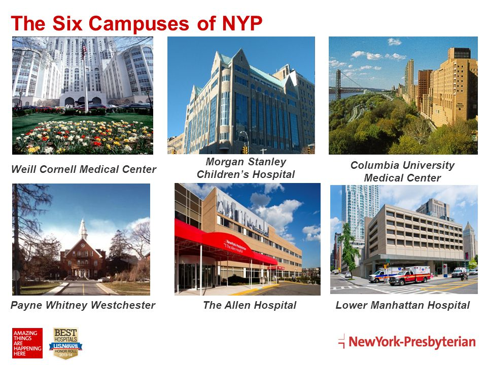 NewYork-Presbyterian (NYP) - ppt video online download