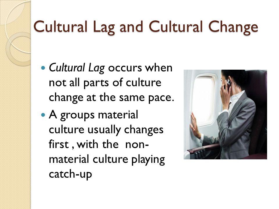 cultural lag definition