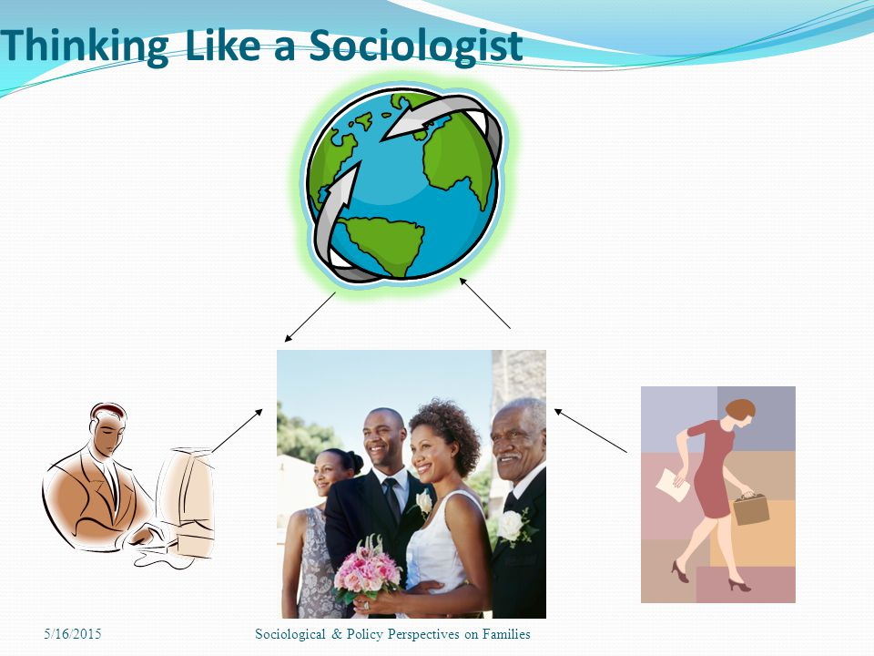 Thinking Like a Sociologist