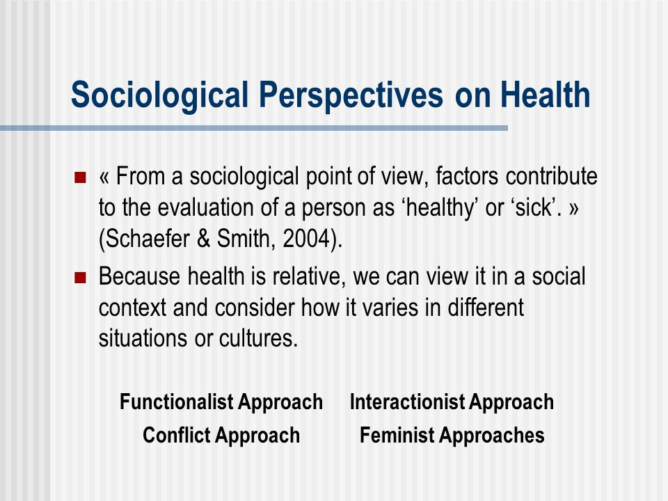 Heterosexual definition sociology perspectives
