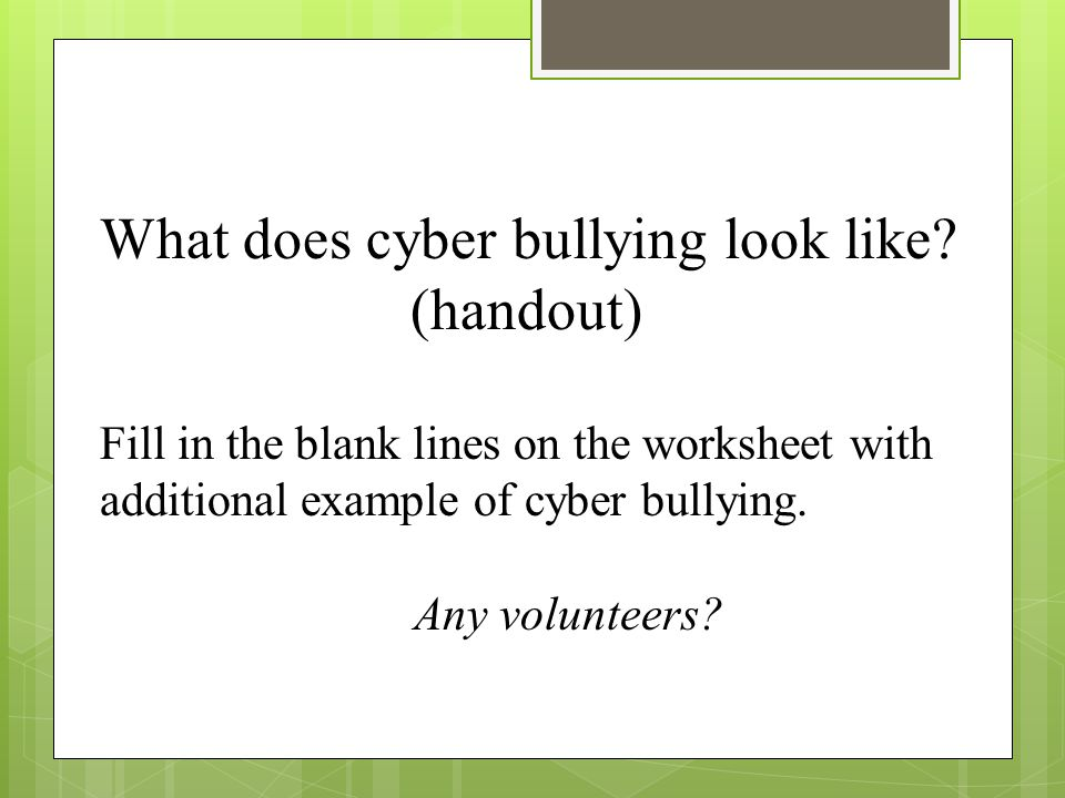 Bully Free Freshman Class Session 2 Ppt Download