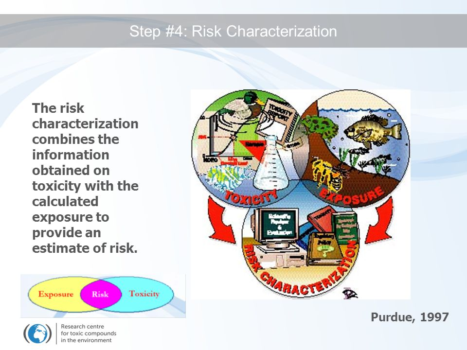 Step #4: Risk Characterization