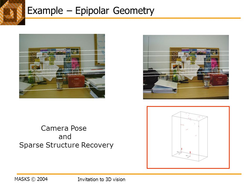 Two view geometry cs sastry and yang ppt download example epipolar geometry stopboris Image collections