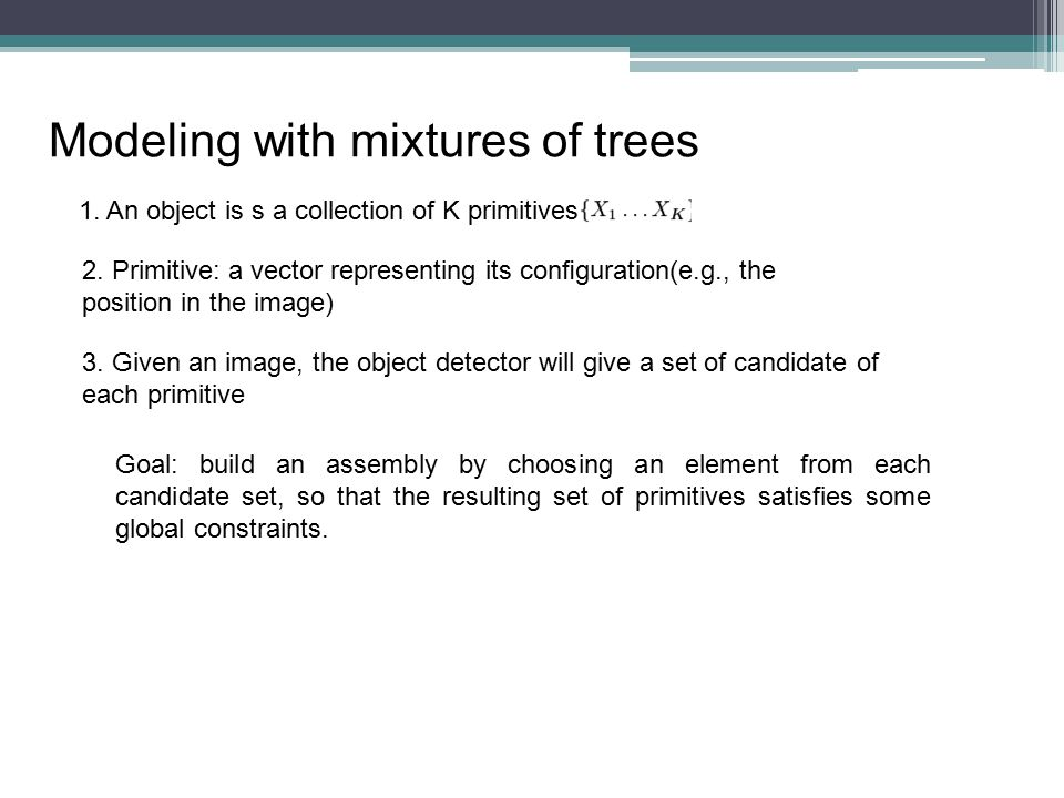 Modeling with mixtures of trees